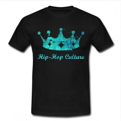 Hip Hop Culture Crown Unisex Men Wo..